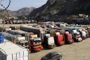 pak afghan transit trade transport