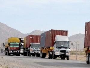 afghan transit trade